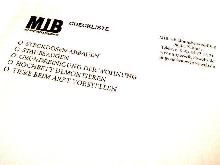 Start Mib Schadlingsbekampfung Kammerjager Berlin Bettwanzen